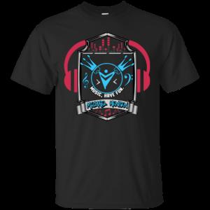 Michael Hensen Music Have Fun T-shirt blk